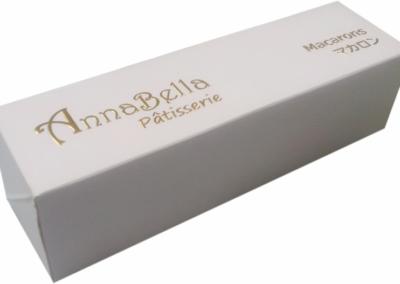 Annabella Patisserie Macaroon Box