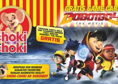 Choki Choki Poster