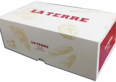 La Terre Bread Packaging