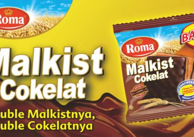 Malkist Cokelat Poster