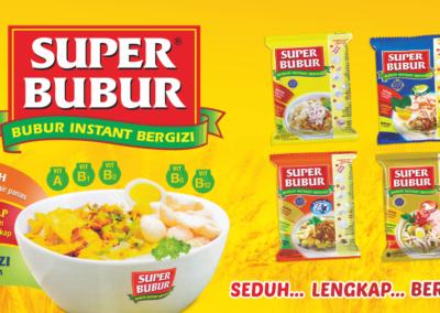 Super Bubur Poster
